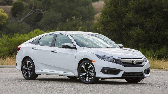 Honda Luncurkan Civic Luxe Limited Edition di Australia