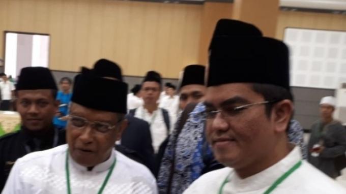 Bamusi Ajak Umat Islam Maknai Isra Miraj Demi Indonesia Maju