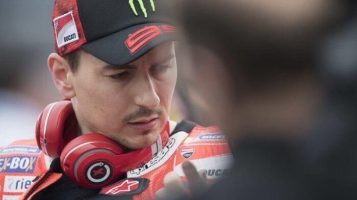 Jorge Lorenzo Berpelung Rujuk dengan Tim Yamaha