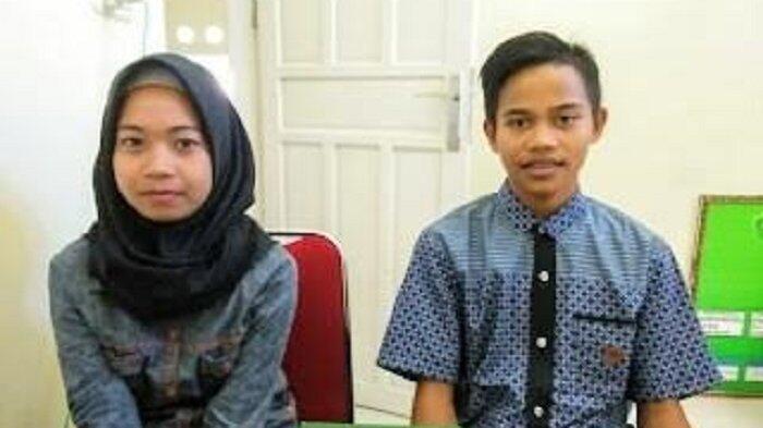 Usianya Baru 14 Tahunan Tapi Dua Sejoli Muda Ini Daftar Jadi Calon Pengantin di KUA