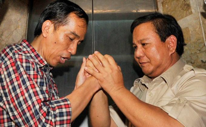 Gerindra: 'Kalau Rematch Pak Jokowi Akan Kalah'