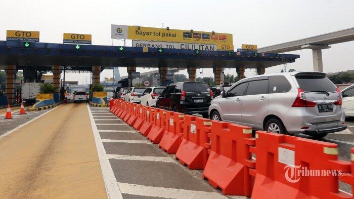 Aturan Ganjil-genap di Tol Jagorawi dan Tangerang Bikin Kecepatan Mobil Bertambah