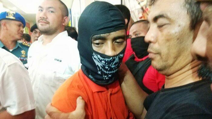 6 Fakta Keseharian Pembunuh Pensiunan TNI AL, Warga : Kalau Jalan Gontai