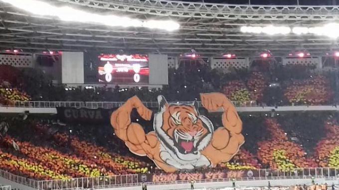 Rekor Jakmania Bikin Sepakbola Indonesia Diperhitungkan