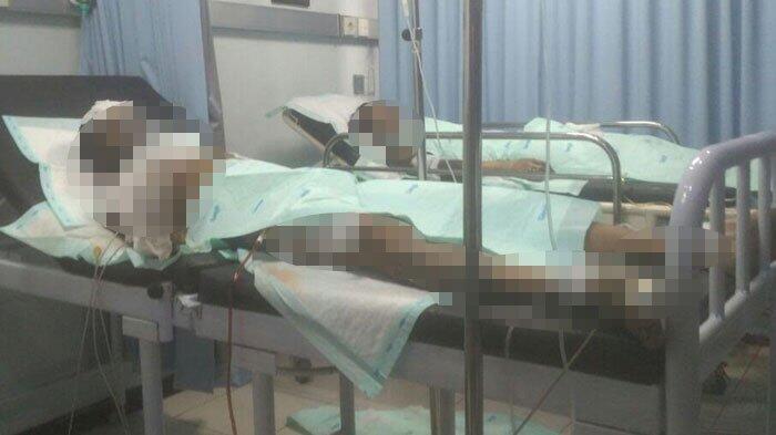 Pria yang Bakar Diri Bareng Kekasihnya Meninggal akibat Perburukan Organ Tubuh
