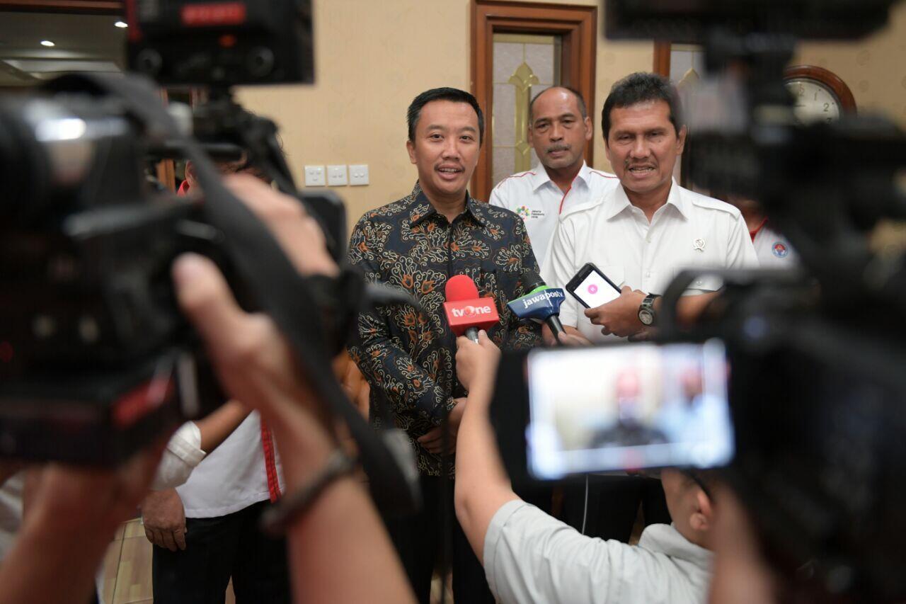 Derah Acap Cetak Atlet Nasional, Pemuda Lampung Diajak Terlibat AG dan APG