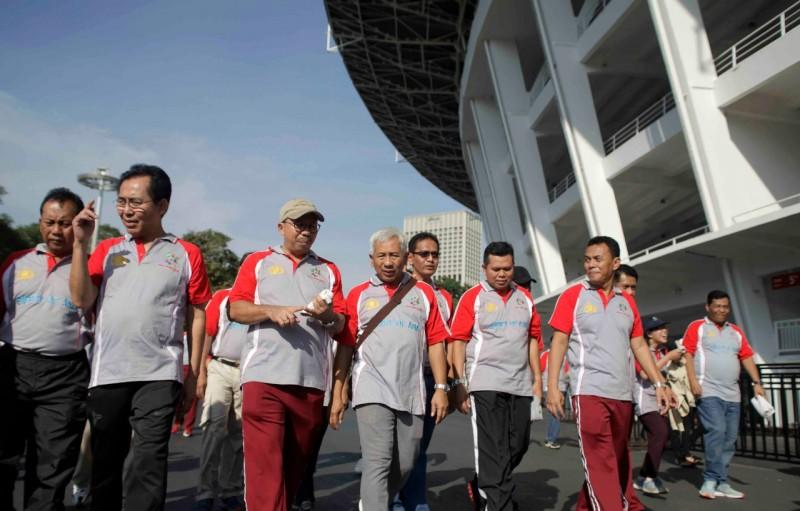 Inasgoc Apresiasi Kesiapan Polri Amankan Asian Games 2018