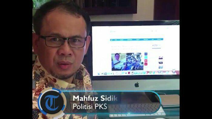 Mahfuz Sidik Benarkan Muncul Dokumen Mewaspadai Gerakan Mengkudeta PKS