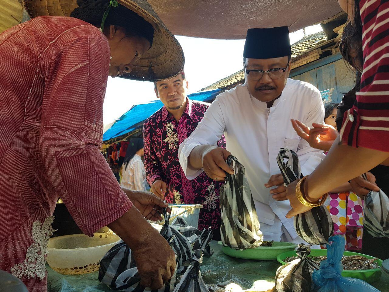 Gus Ipul Janjikan Asuransi untuk Seluruh Nelayan Jawa Timur