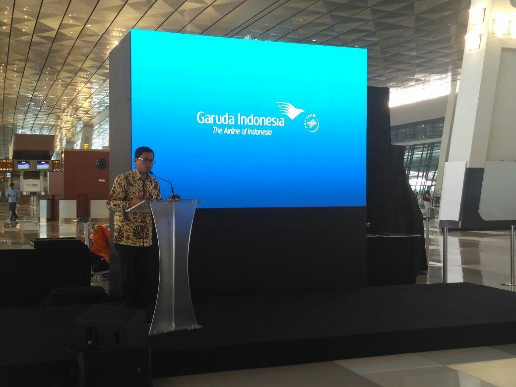 Kini, Naik Garuda Memakai Fasilitas Citibank Dapat Ekstra Bagasi 20 Kg