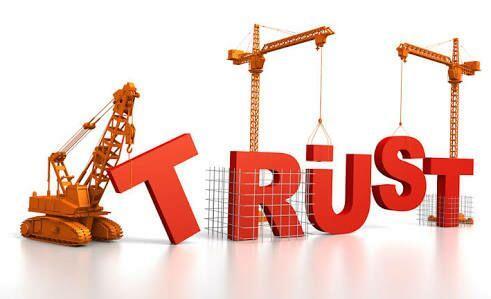 Membangun Kepercayaan