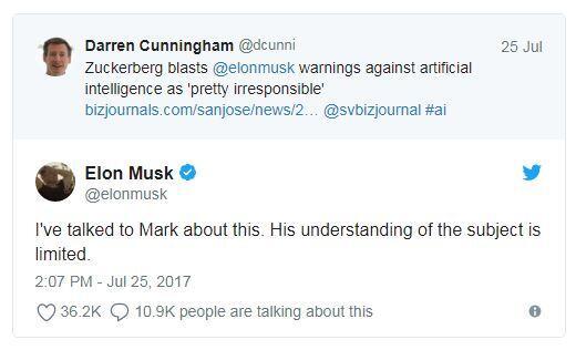 [WOW] Main Sindir Mark Zuck. vs Elon Musk! DITENGAHI om Andrew, sekarang ilmuwan AI!
