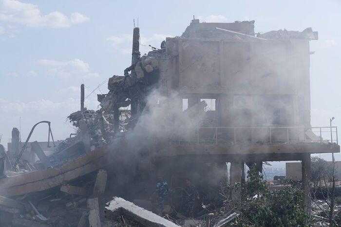 Serangan AS dan babak baru konflik di Suriah