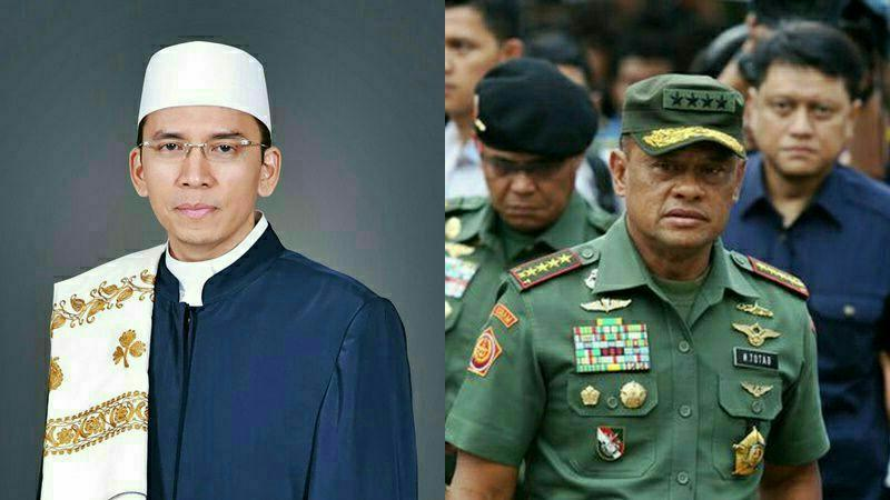 Survei KedaiKOPI: Jokowi 48,3 %, Prabowo 21,5 %, Gatot 2,1 %