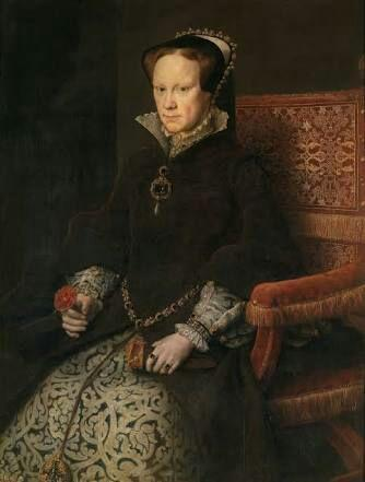 The Bloody Mary I Queen Of England