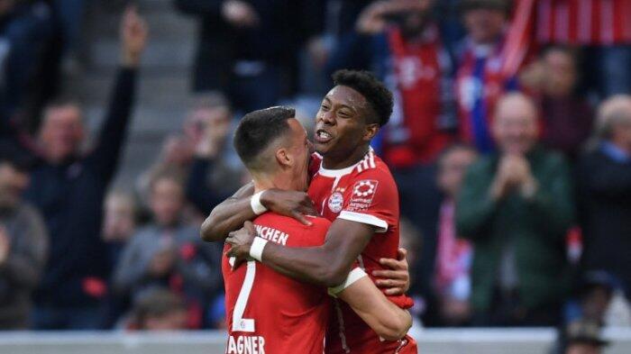 Kemenangan Telak 5-1 Sempurnakan Perayaan Juara Bayern Muenchen di Kandang Sendiri