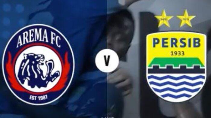 Live Streaming Liga 1 2018, Arema FC Vs Persib Bandung Pukul 18.30 WIB