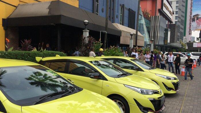 Toyota Tawarkan Promo Bunga 0 Persen di Ajang Fun Festival 2018