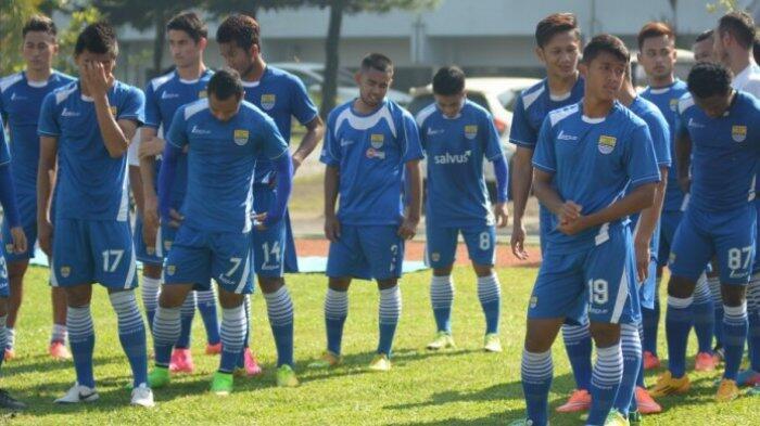 Daftar Pemain Persib yang Tak Dibawa Mario Gomez Hadapi Arema FC di Malang