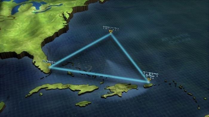 Simak Pengakuan dari 3 Pria yang Pernah Melintasi Kawasan Segitiga Bermuda