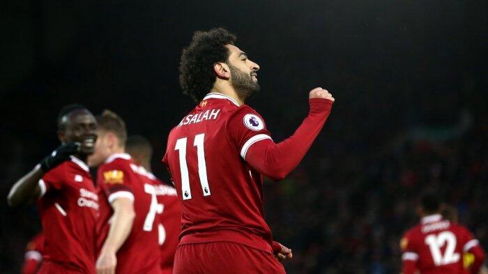 Mohamed Salah Jadi Pemain Benua Afrika Tersubur di Liga Inggris