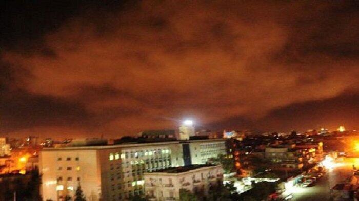 AS dan Perancis Klaim Tidak Ada Satupun Rudal Mereka yang Bisa Dicegat Suriah