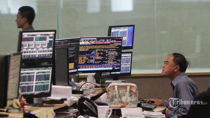 Pekan Ini, Investor Asing Lakukan Aksi Jual Bersih Rp 1,59 Triliun
