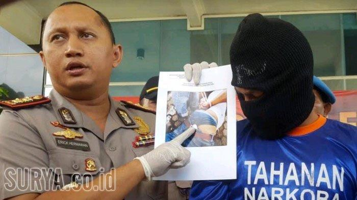 Lagi Asik Main Game di Kamar Amat Monot Ditangkap Polisi, Ini Penyebabnya