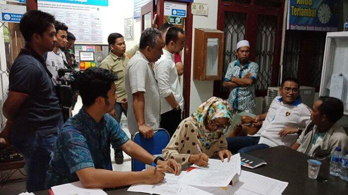 Pertamina Keluarkan Rp 2,2 Miliar Untuk Korban Ceceran Minyak Teluk Balikpapan