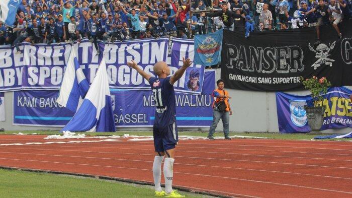 PSIS Semarang vs PSMS Medan: Bruno Silva Hattrick, Tim Tuan Rumah Menang Telak 4-1