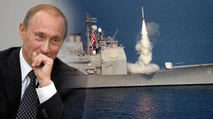 Putin: Serangan Barat Berikutnya ke Suriah akan Sebabkan Kekacauan