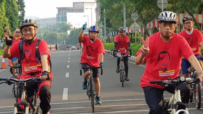 Cek Kesiapan Mudik Menhub akan Lepas Goweser Jakarta Surabaya