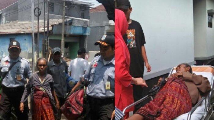 Demi KIS, Pasutri Asal Flores Ini Nekat ke Jakarta untuk Ketemu Presiden Jokowi