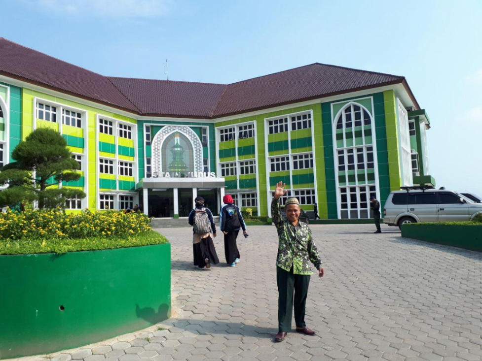 Gedung Kuliah Terpadu STAIN Kudus Dibiayai SBSN