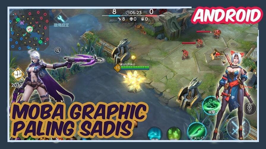 5 Ciri - Ciri Mobile Games Berkualitas (Versi Ane)