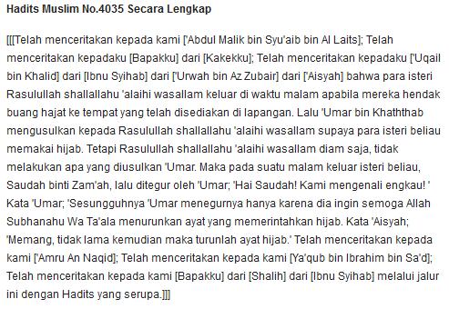 Muslim yang Menolak Syariat Bisa Menjadi Murtad