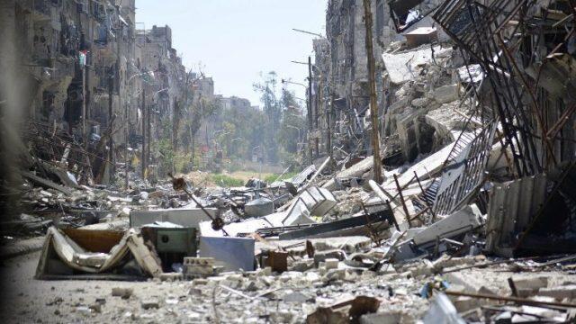 Menyusul Ghouta Timur, Yarmouk Sedang Menunggu Giliran