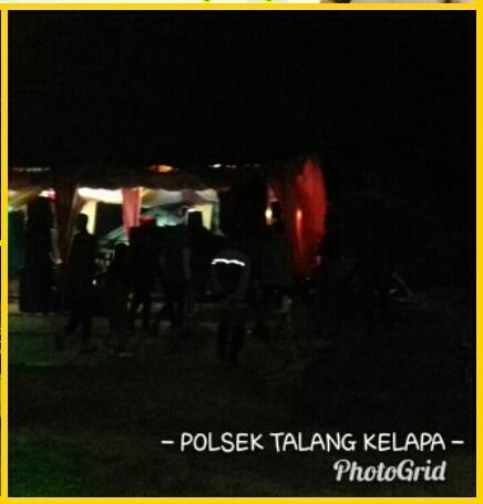 Polsek Talang Kelapa Gencar Razia KKYD