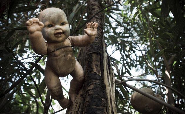 Timbunan Tengkorak hingga Suku Primitif, Ini 5 Lokasi Paling Seram di Dunia
