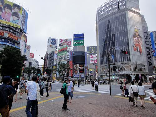 Shibuya Crossing: Antara Cerita, Realita, Dan Tips