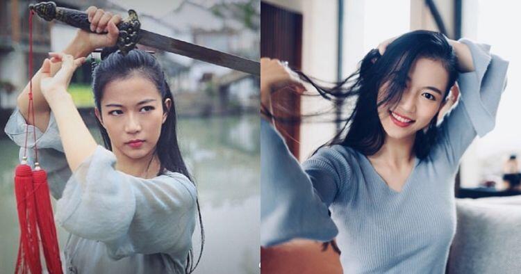 YE YONGXIANG Si Cantik Sang Guru Kungfu