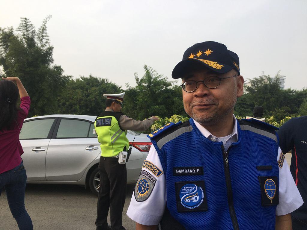 Tak Ada Kantong Parkir untuk Ganjil Genap di Tol Tangerang-Jakarta