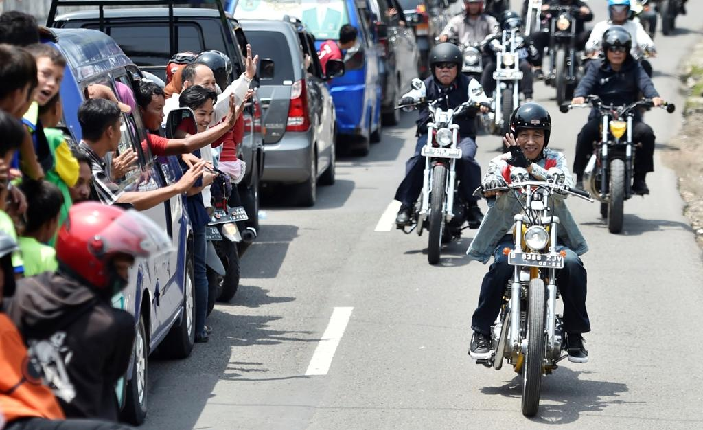 Politikus Gerindra Ragu Pemilih Milenial Pilih Jokowi