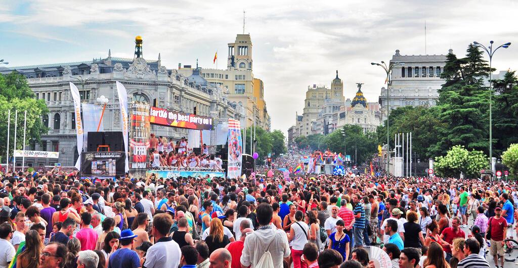 5 Negara Dengan Persentase Gay Tertinggi