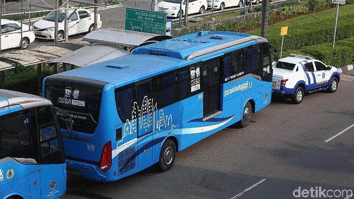 Ganjil Genap di Tol Tangerang Disediakan Bus, Ini Lokasinya