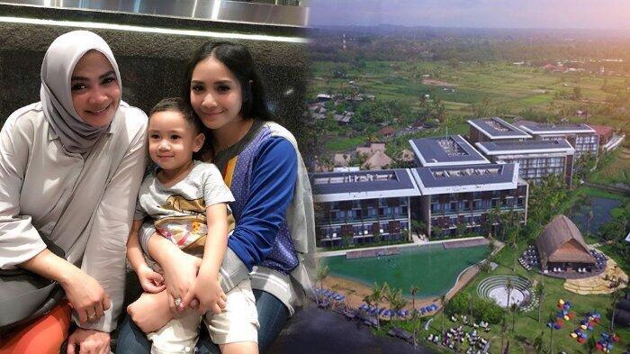 Bakal Diwariskan ke Nagita, Begini Penampakan Hotel Milik Mama Rieta di Bali