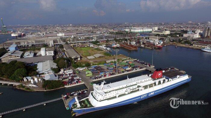 Kapal Tol Laut Kembali Layani Warga Sebatik