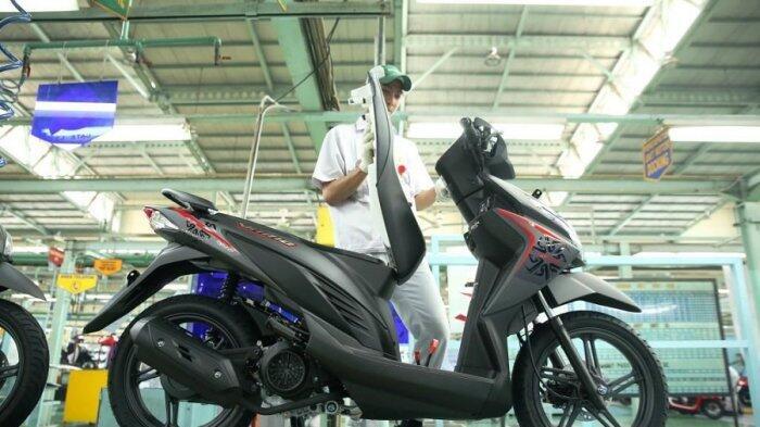 Honda Segarkan Tampang Skutik Vario 150 dan 125