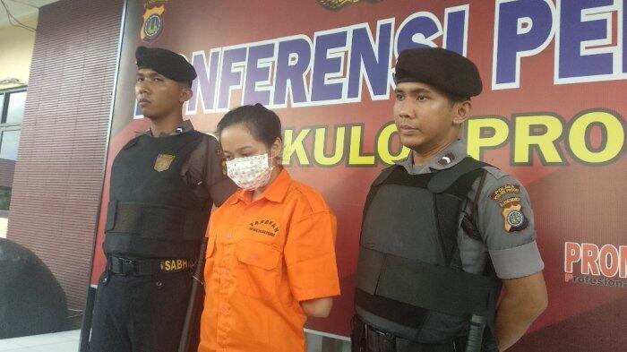 Pedangdut Asal Yogya Bawa Obat Terlarang, Ditangkap Usai Manggung di Sekolah