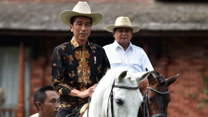 Jika Prabowo Dipasangkan dengan Jokowi, Apa yang Terjadi Menurut Hasil Survei